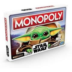 HASBROGAMING - Monopoly Mandalorian The Child Star Wars - Español