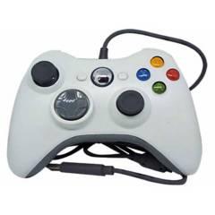 Dblue - Control Xbox 360 Blanco