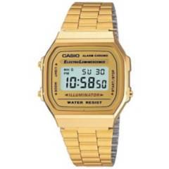 Casio - Reloj  unisex A168WG-9WDF