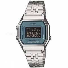 Casio - reloj digital Mujer LA680WA-2BDF