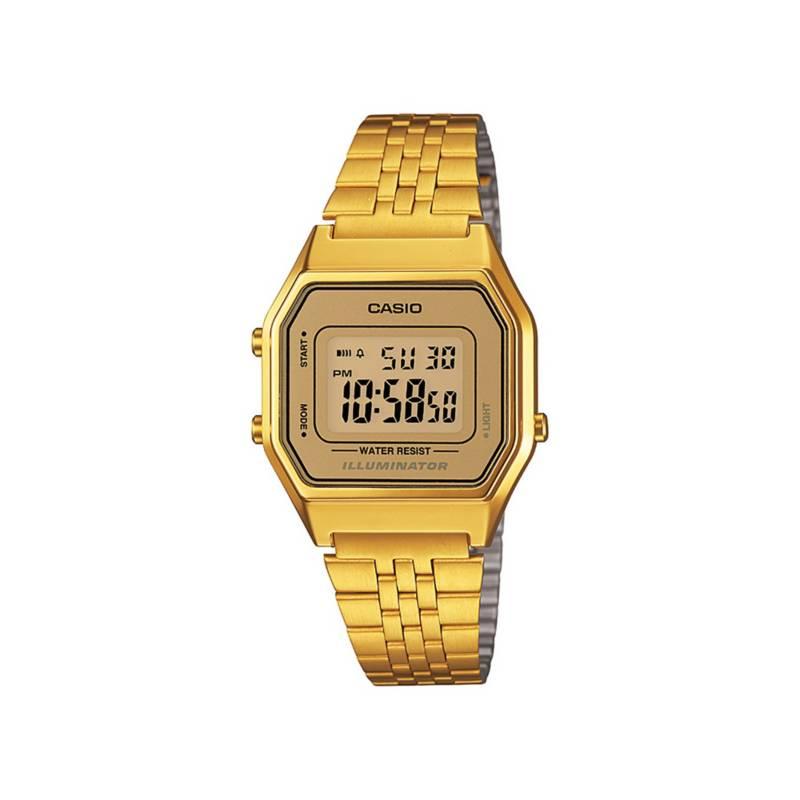 Casio - Reloj  mujer LA680WGA-9DF
