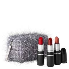 MAC COSMETICS - Set Mini Lipstick Fireworked Like A Charm