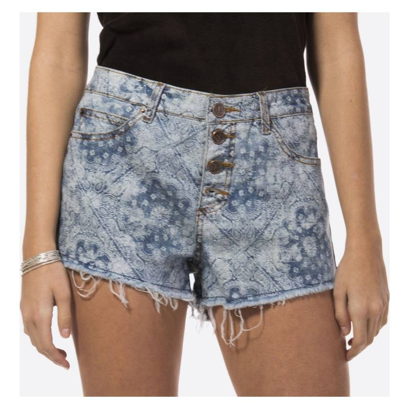 Maui And Sons - Short Denim Mujer