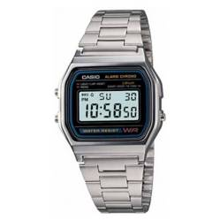 Casio - Reloj digital unisex A-158WA-1
