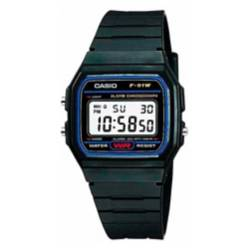Casio - Reloj digital unisex F-91W-1DG