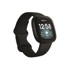 Fitbit - Smartwatch Fitbit Versa 3 Negro