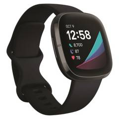 Fitbit - Smartwatch Fitbit Sense Gris Carbón