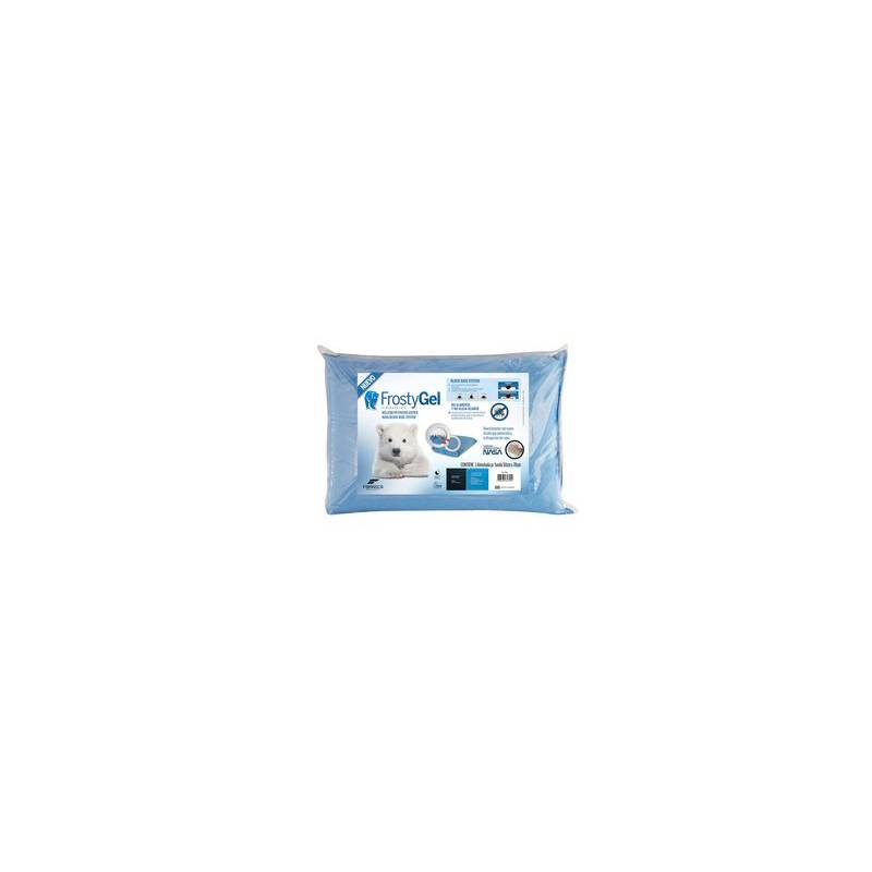 FIBRASCA - Almohada Viscoelástica Frostygel 50X70