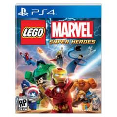 WARNER BROS - Lego Marvel Super Heroes Gh  Ps4