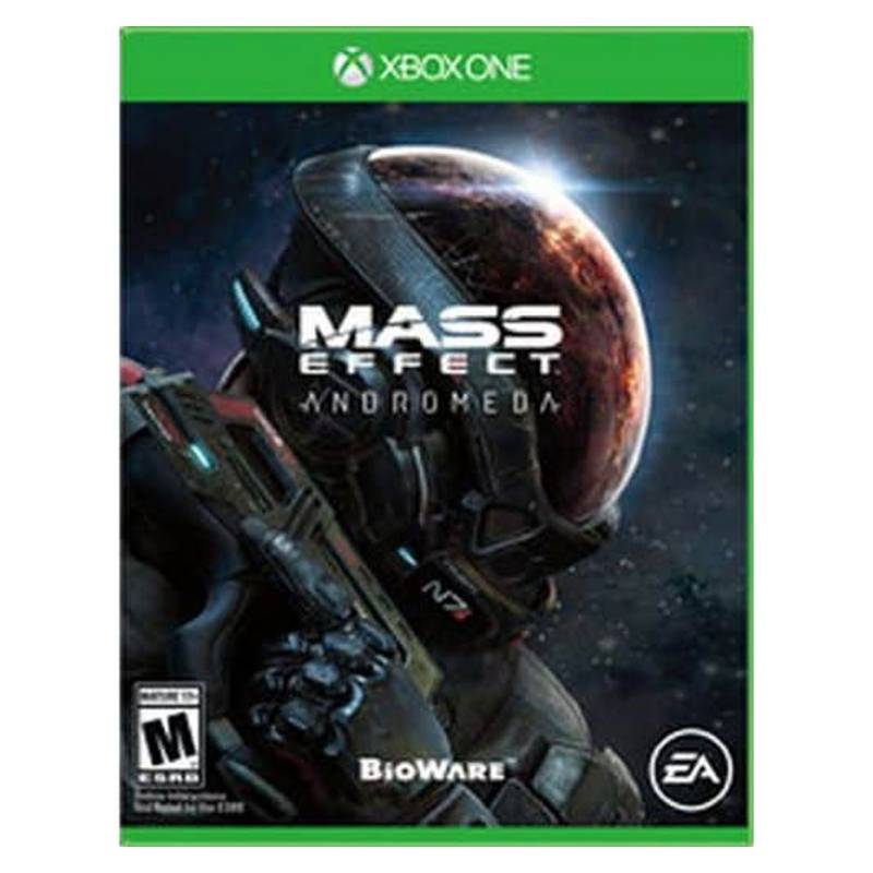 Electronic Arts - Mass Effect Andromeda  Xb1 - Chile