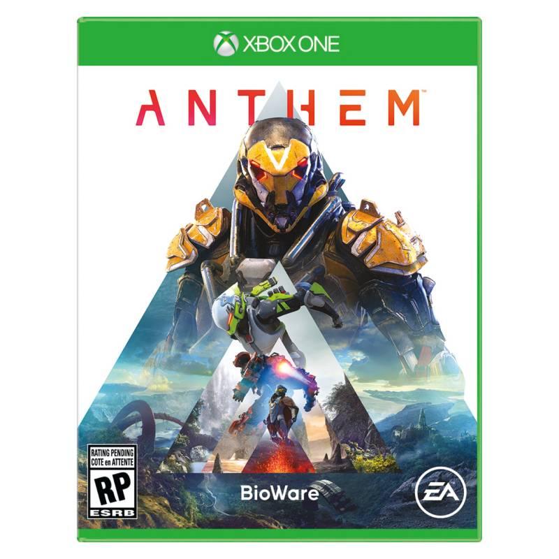 Electronic Arts - Anthem  Xb1 - Chile