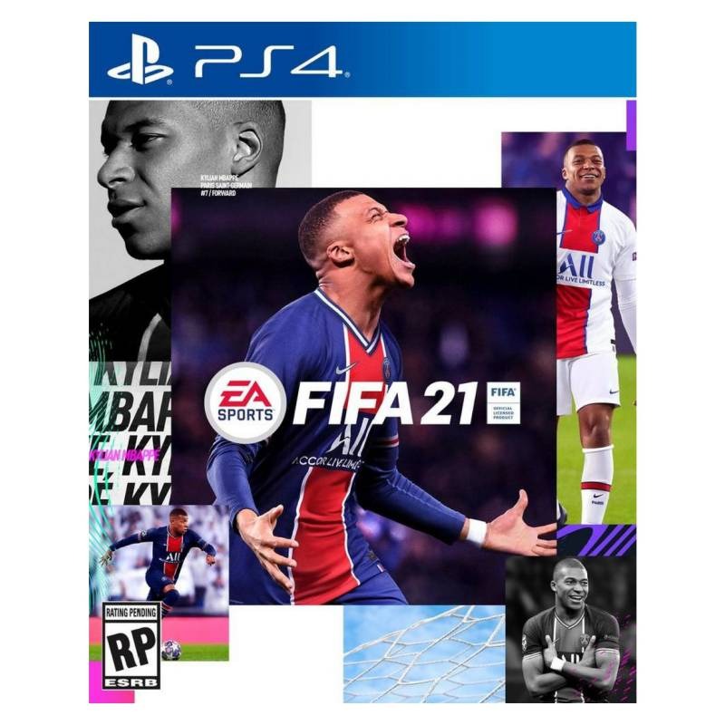 Electronic Arts - Fifa 21  PS4  Standard - PS4