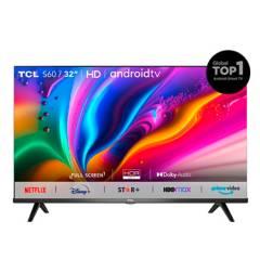 "TCL - LCD 32"" TCL-32S60 HD Smart TV"