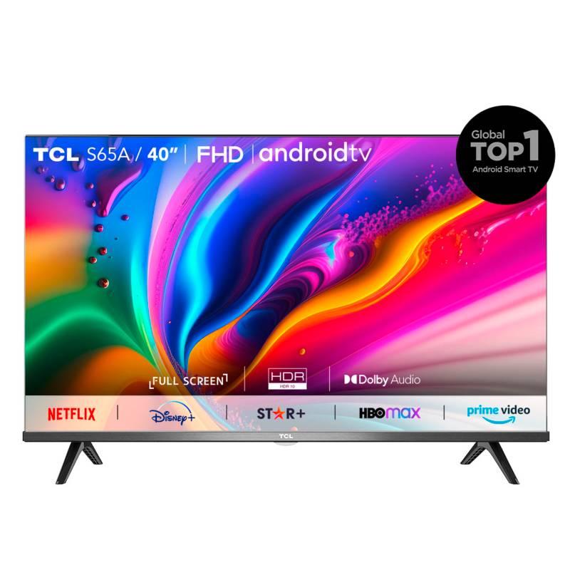 """TCL - LED 40"""" TCL-40S65 Full HD Smart TV"""