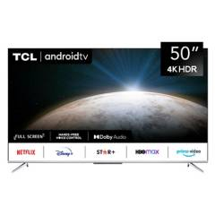 "Tcl - Led 50"" 50P715 UHD 4 K Android Smart TV"