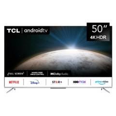 """TCL - LED 50"""" TCL-50P715 4K Ultra HD Smart TV"""