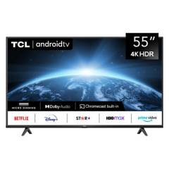 "Tcl - Led 55"" 55P615 UHD UHD Android Smart TV"