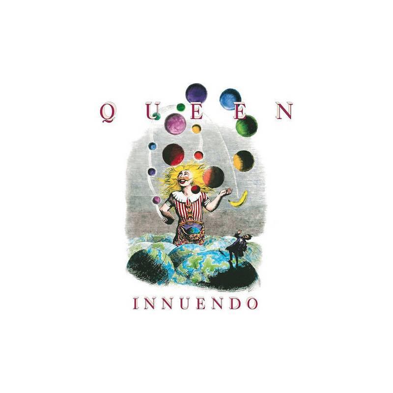 UNIVERSAL MUSIC  CHILE SA - Vinilo Queen/ Innuendo