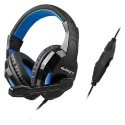 Audiopro - Audifono Gamer Azul Compatible Ps4