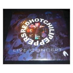 PLAZA INDEPENDENCIA - Red Hot Chili Peppers Live Concert
