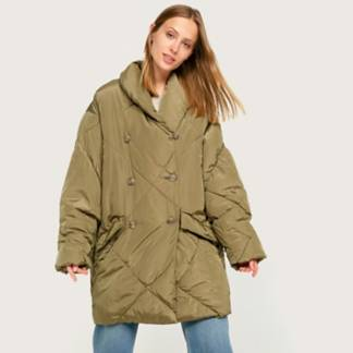 FREE PEOPLE - Parka Mujer