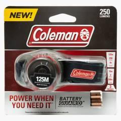 COLEMAN - Linterna Frontal 150M Batteryguard