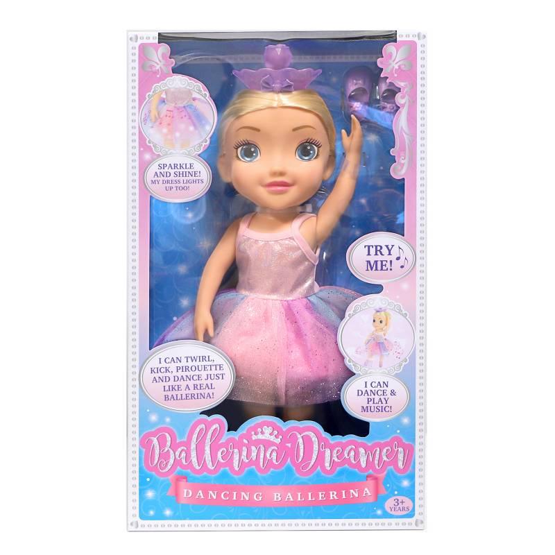 TINY TUTU - Muñeca Bailarina Tiny Tutu