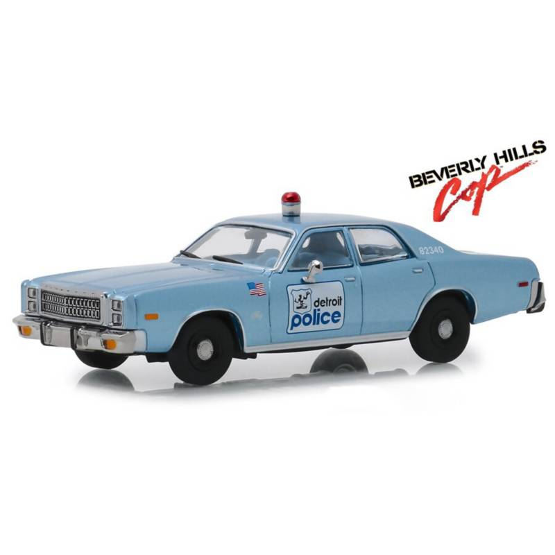 GREENLIGHT - 1:43 Beverly Hills Cop (1984) - 1977 Plymouth Fury