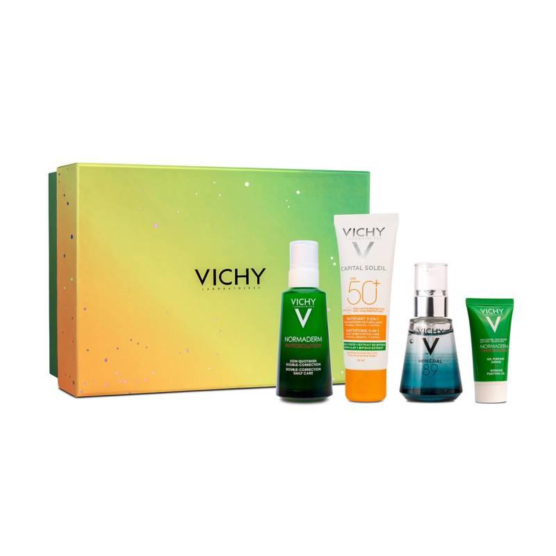 VICHY - Set Vichy box exclusivo edición limitada Rutina Piel grasa