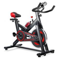 ATLETIS - Bicicleta Spinning Go Fitness Color Negro