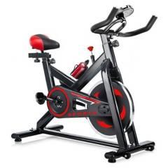 GENERICO - Bicicleta Spinning Go Fitness Color Negro