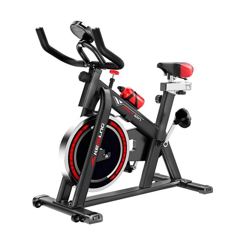 KEMILNG - Bicicleta Home Fitness Pro Con Monitor Lcd