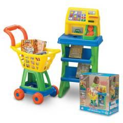 American Plastic - Juego De Mercado American Plastic Compra Y Paga