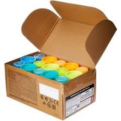 Play Doh - Play Doh Texturas Mega Pack 30 Variedades Slime
