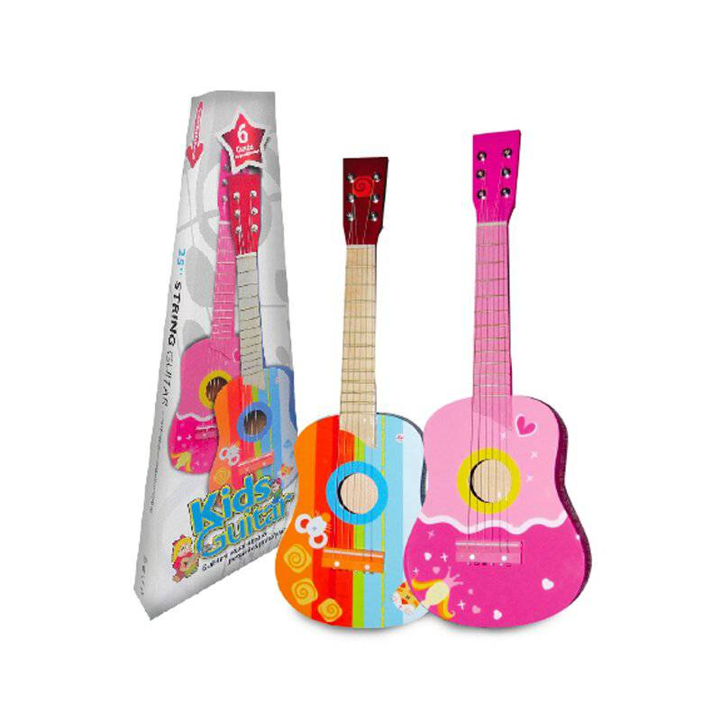 COPY AIR - Guitarra De Niños 3 A 9 Años Nutech Celeste