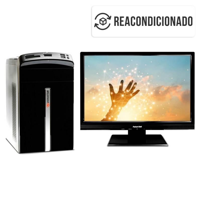 Packardb - Cpu Reacondicionado Imedia S1800 con Monitor 19