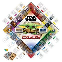MONOPOLY - Monopoly Mandalorian The Child