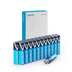 ANKER - Pilas Alcalinas AAA 24-PACK