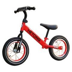 Generico - Bicicleta sin Pedales  Aprendizaje  Roja Aeo 12