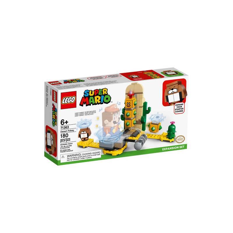 Lego Super Mario -  Expansión Pokey Del Desierto