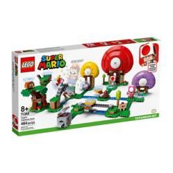 Lego - Lego Super Mario Expansión Caza Del Tesoro De Toad