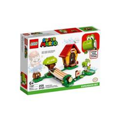 Lego - Lego Super Mario - Expansión Casa De Mario Y Yoshi