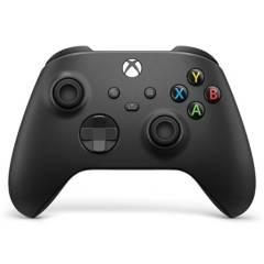 XBOX - Control inalámbrico Xbox Carbon Black