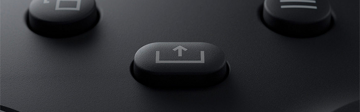 Control Wireless Xbox Negro