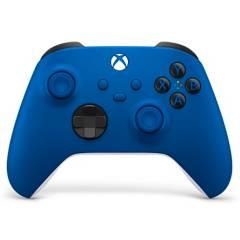 XBOX - Control inalámbrico Xbox Shock Blue