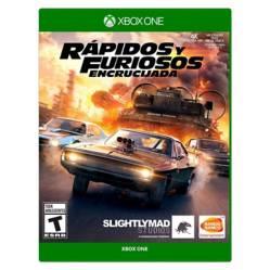 Xbox - Videojuego Rapidos Y Furiosos Xbox One