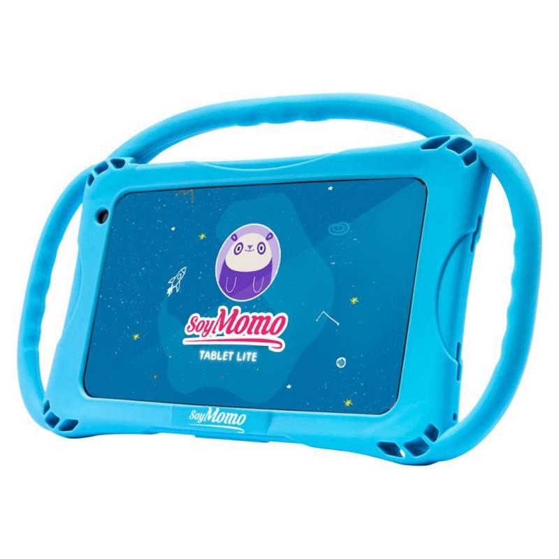 MOMO - Soymomo Tablet Niño Lite 7 2 Gb Ram 16 Gb Azul