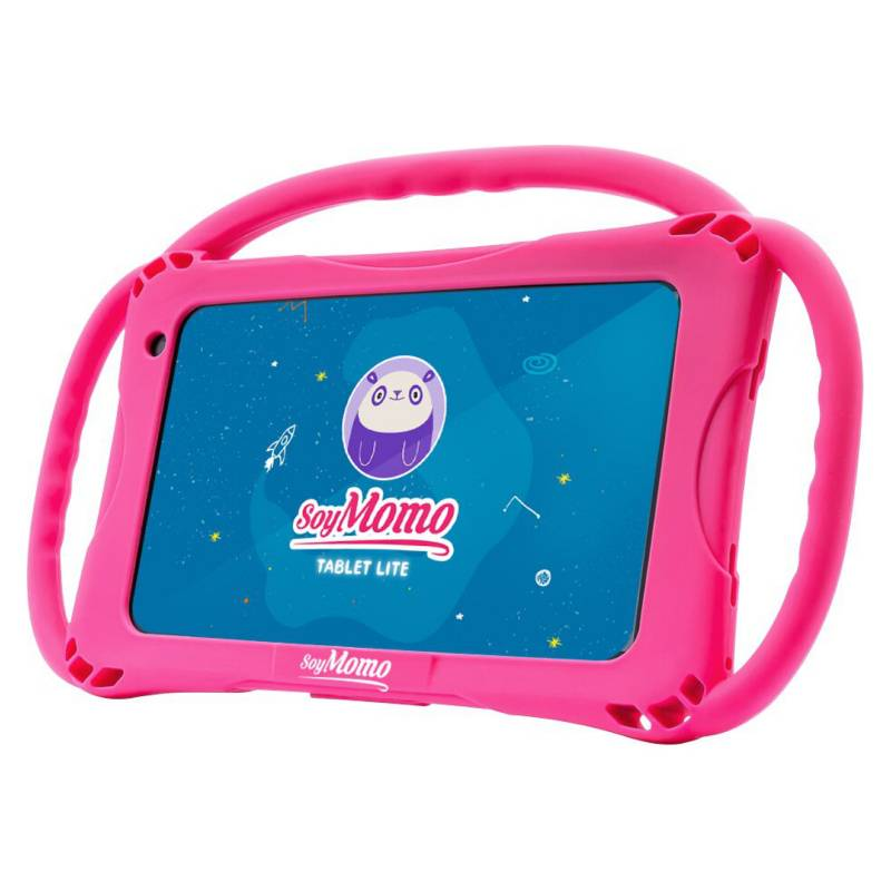 Momo - Soymomo Tablet Niño Lite  7 2Gb Ram  16Gb Rosado