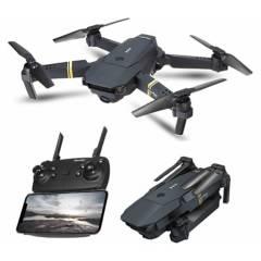 BAZUCA - Dron Plegable Cámara Angular Hd 720P 24 Ghz Wifi