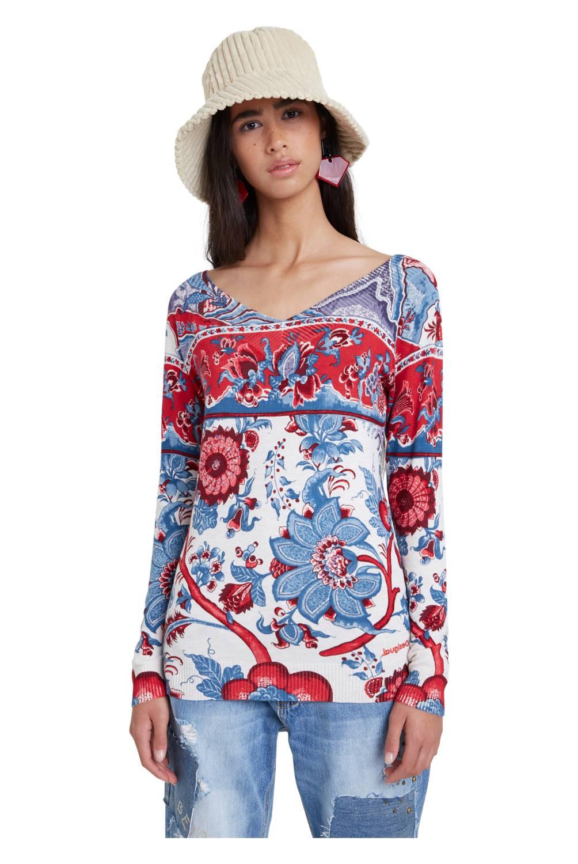 DESIGUAL - Sweater Mujer